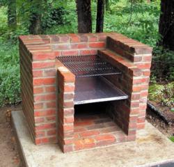 Barbecue metselen - stenen barbecue maken