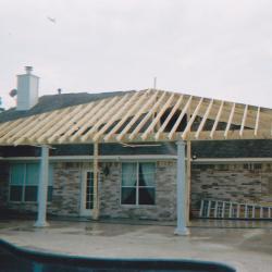 Dakbeschot en gordingen: constructie van een dak