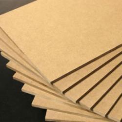 Soorten houten platen