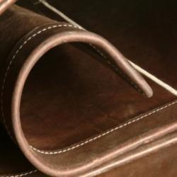 Lederen karpetten: kalf en koren