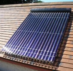 Plaatsing van zonneboilers - Belsolar zonneboilersystemen