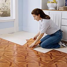 Plaatsen van een vinylvloer - voordelen en nadelen van vinylvloeren